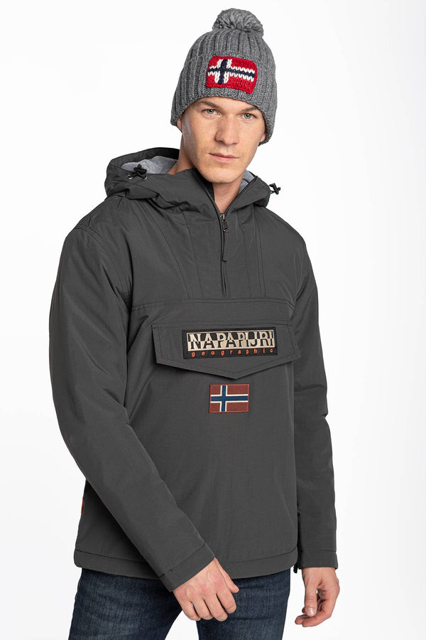 #00001  Napapijri Jacke RAINFOREST WINTER 2 S NP0A4EGZ1981 DARK GREY