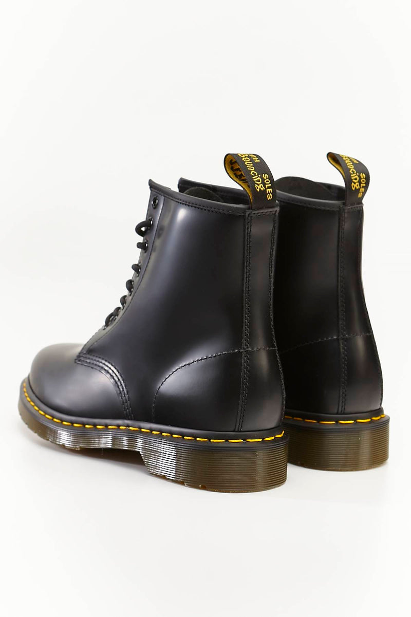 #00001  Dr.Martens High-Top Schuhe 1460 SMOOTH BLACK BLACK