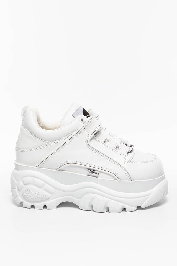 #00003  Buffalo Sneakers BUFFALO 1339-14 2.0 WHITE