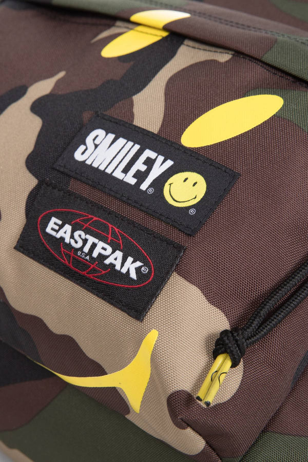 #00002  Eastpak Rücksack PADDED PAK'R A93 SMILEY CAMO
