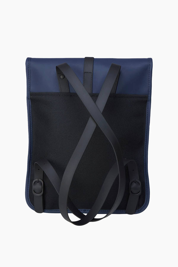 #00002  Rains Rücksack PLECAK Backpack Micro 1366-02 NAVY