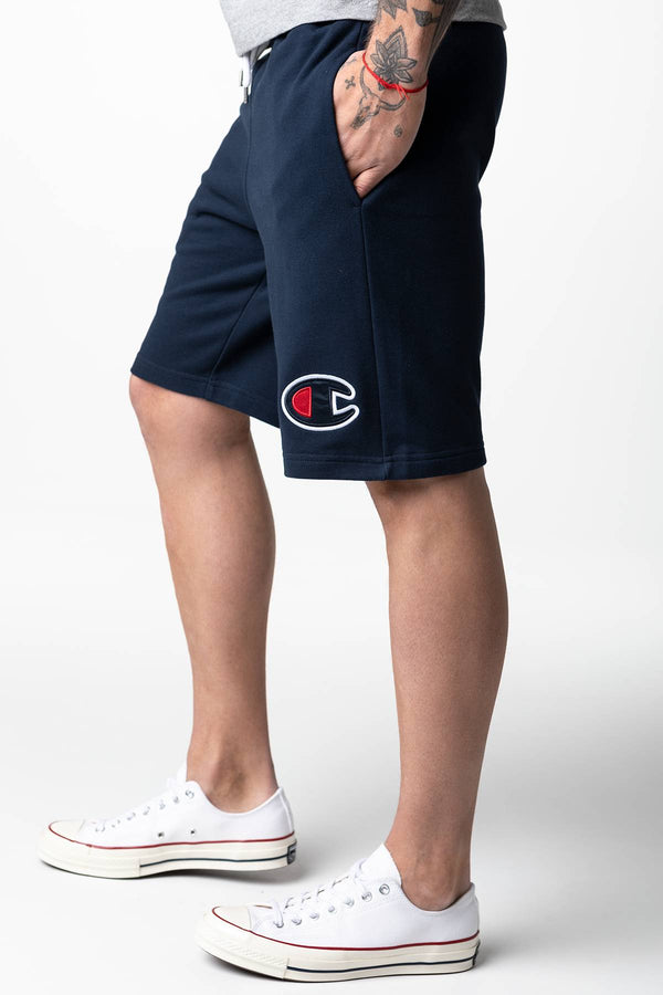 #00028  Champion Shorts BERMUDA BS538 NAVY