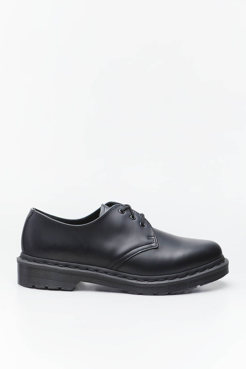 #00039  Dr.Martens Halbschuhe 1461 MONO SMOOTH LEATHER OXFORD BLACK