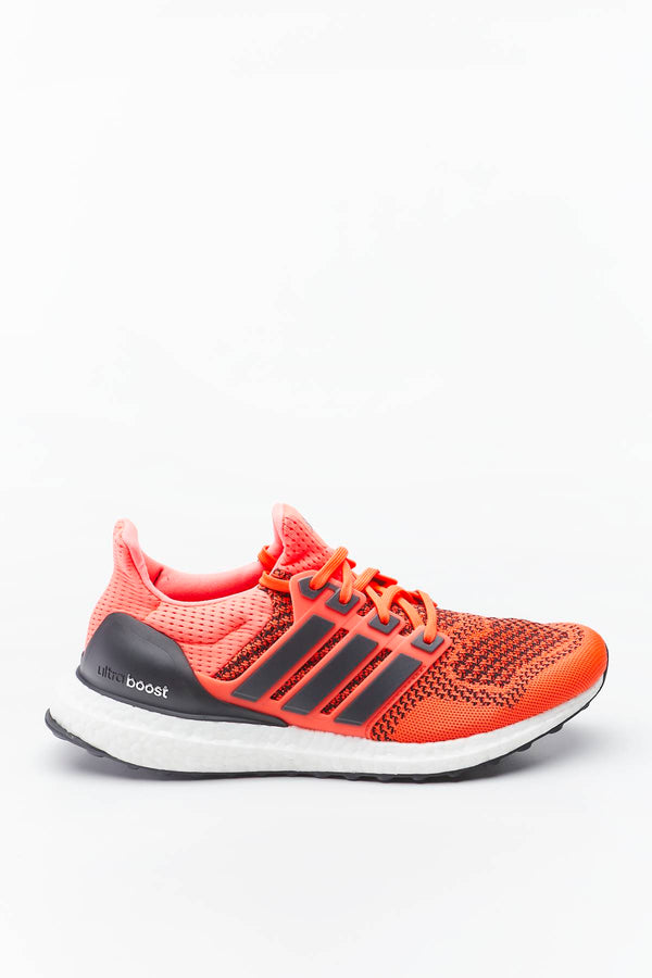 #00005  adidas Sneakers ULTRABOOST 648 CORE BLACK/CORE BLACK/SOLAR RED