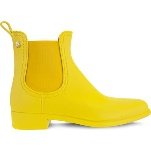 #00863  Lemon Jelly Gummistiefel SPLASH YELLOW MATTE