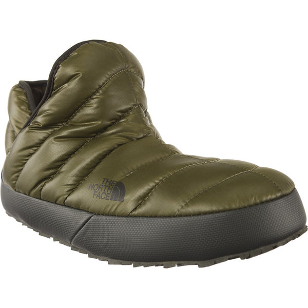 #02168  The North Face Pantoffeln M TB TRACTION BOOTIE SHINY BUR ZFP