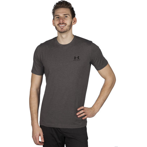 #01018  Under Armour T-Shirt CC Left Chest Lockup 090