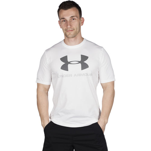 #00357  Under Armour T-Shirt CC Sportstyle Logo 100