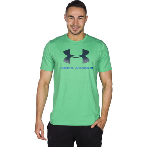 #05477  Under Armour T-Shirt Sport Style Logo Bos 382