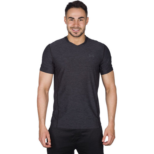 #05490  Under Armour T-Shirt SUPERVENT FITTED SS 001