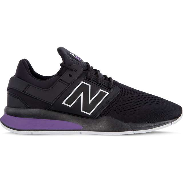 #00078  New Balance Sneakers MS247TO TRITIUM PACK BLACK WITH FADED VIOLET