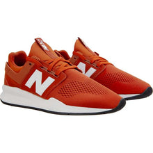 #00206  New Balance Sneakers MS247ES VINTAGE RUSSET WITH WHITE