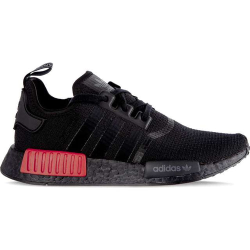 #00799  adidas Sneakers NMD_R1 CORE BLACK/CORE BLACK/LUSH RED