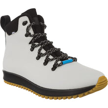 #00732  Native High-Top Schuhe AP Apex CT MIST GREY CT / JIFFY BLACK / NAT RUBBER
