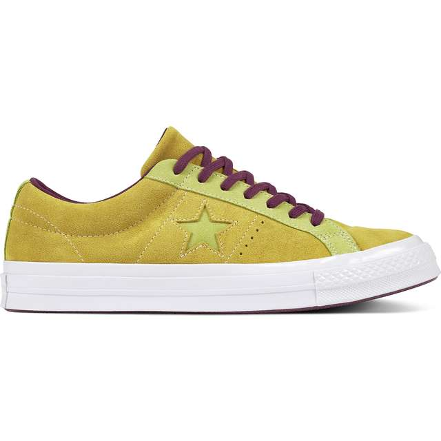 #13218  Converse Turnschuhe C161616 ONE STAR CARNIVAL PACK APPLE GREEN/SHARP GREEN