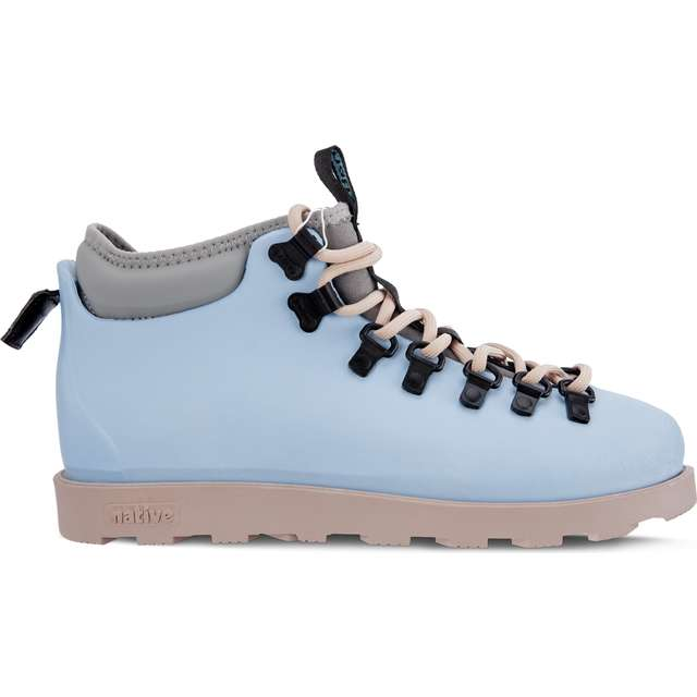 #00010  Native Outdoorschuhe FITZSIMMONS CITYLITE SKY BLUE/CHAMELEON PINK