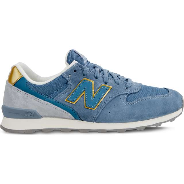 #00133  New Balance Sneakers WR996FLP BLUE/GREY/GOLD