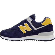 #00027  New Balance Sneakers ML574SMB PIGMENT WITH BRASS