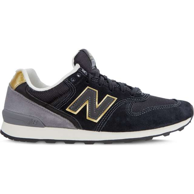 #00297  New Balance Sneakers WR996FBK BLACK/GREY/GOLD