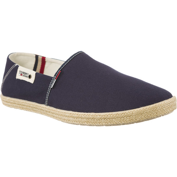 #01933  Tommy Hilfiger Espadrilles JEANS SUMMER SLIP ON 006 INK