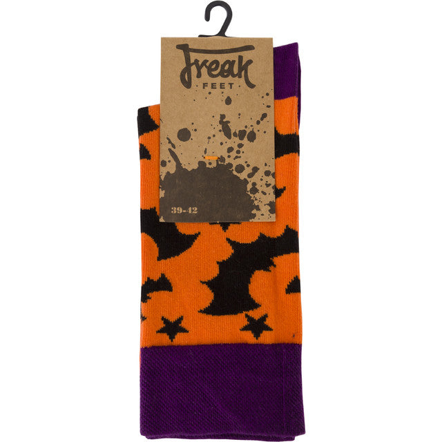 #02838  Freak Feet Socken LBAT-OPL