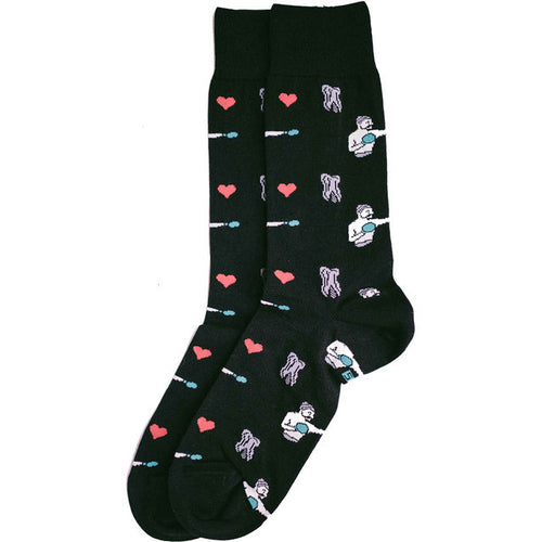 #07642  Sock'm Socken Hard Work Sock 349