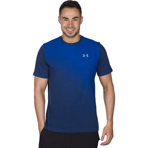 #01419  Under Armour T-Shirt Left Chest Spray Gradient SS 997