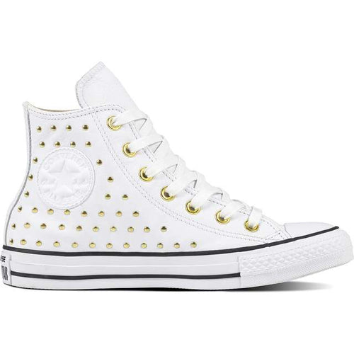 64c9428e63bbdc  13705 Converse Turnschuhe CHUCK TAYLOR ALL STAR LEATHER WHITE WHITE GOLD