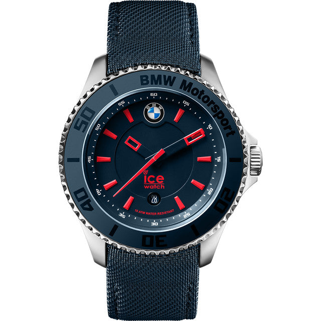 #02572  Ice Watch BMW Motorsport Steel Case 001118