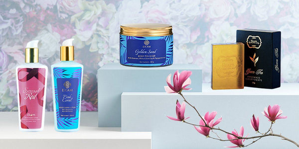Pamper yourself with Ekam's Exclusive Fragrances