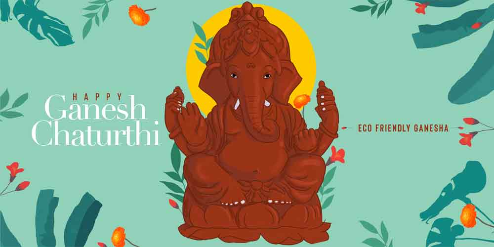 5 ways to celebrate an eco-friendly Ganesh Festival this year
