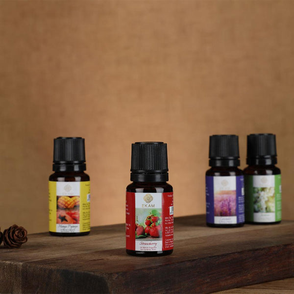 4 Pack Assorted Fragrance Oil (10ml)