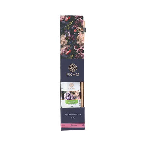 Jasmine Reed Diffuser Refill Pack, Festive Collection
