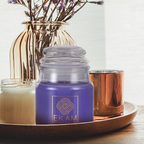 Lavender Cookie Jar<br>(Pick any 4 & get 50% off)