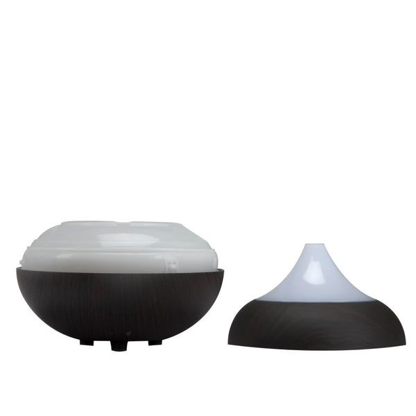 Ultrasonic Aroma Diffuser with Free 4 Fragrance Oils (10ml)
