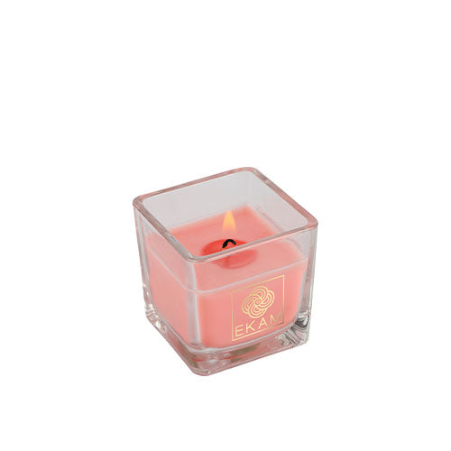 Strawberry Square Cup Candle<br>(Pick Any 8 and Get 60% Off)