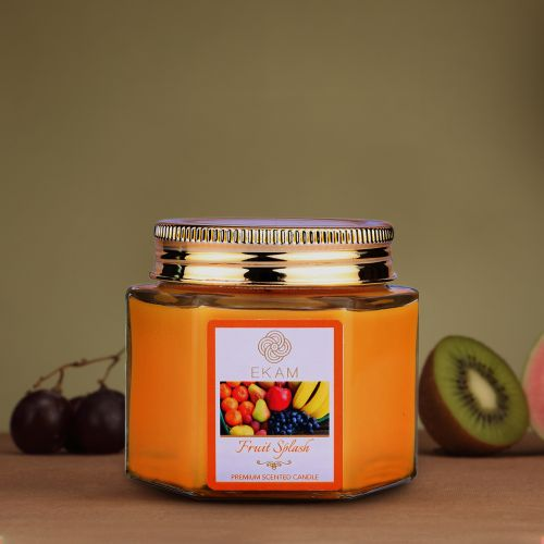 Fruit Splash Hexa Jar