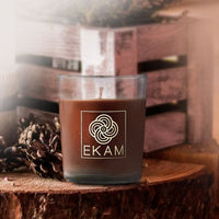 Mahogany Shot Glass Scented Candle(Pick Any 12 & Get 50% Off)