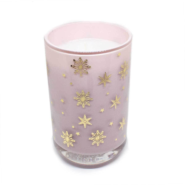 Prosecco Fizz Wine Cup Candle