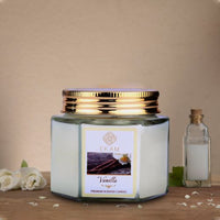 Vanilla Hexa Jar Scented Candle(Pick any 6 & get 50% off)