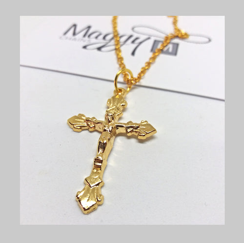 Timeless Religious necklaces by Maggy Chains – MAGGY CHAINS