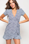 Vestido Tami Pebble Navy