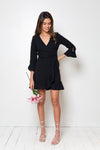 Vestido Mary Kate Noir