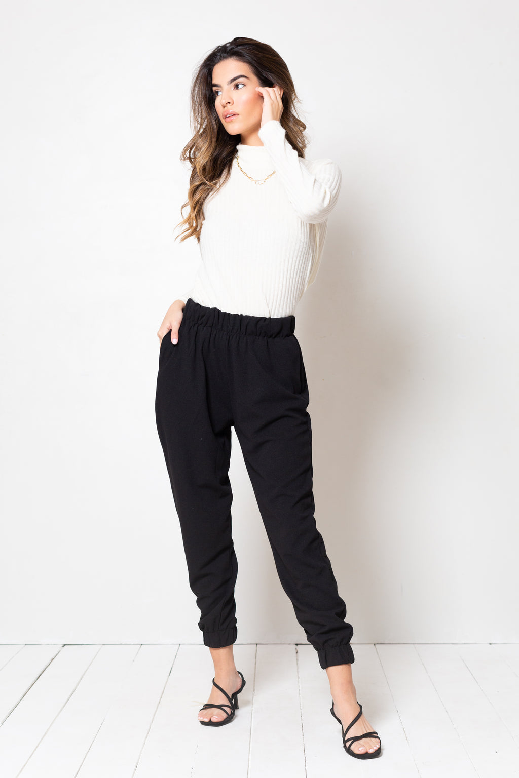Sweatpant Hailey Noir