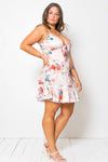 Vestido Paulina Mini Rose Bouquet