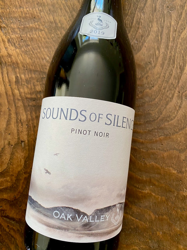 Sounds of Silence Pinot Noir