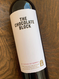 The Chocolate Block