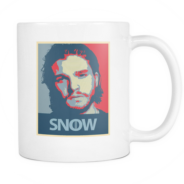 Jon Snow | Shepard Fairey | Game of Thrones 11oz Mug