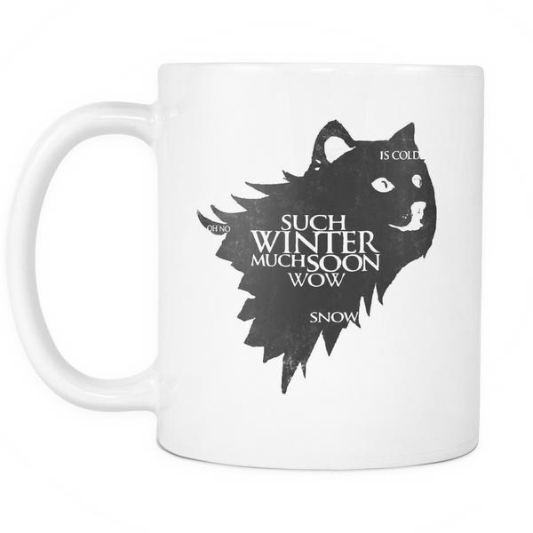 House of Doge | Game of Thrones Mug