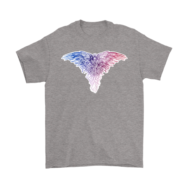 Three-Eyed Raven | Different Colors | Men's T-Shirt